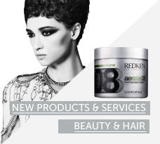 Products, Services, Beauty and Hair